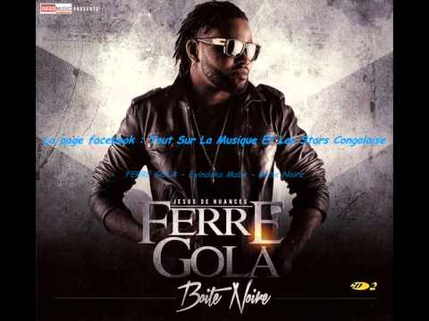 FERRE GOLA - Eyindaka mabe - Boite Noire