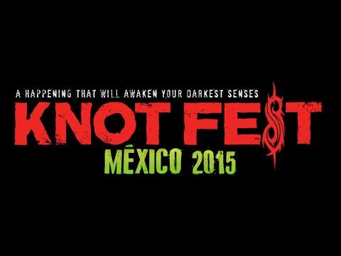 Slipknot KnotFest Mexico 2015 (stream-radio) FULL SHOW HD