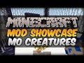 Minecraft 1.7.10 Mod Showcase - Mo' Creatures (Ents, Golems, Wyverns, Wraiths + More)