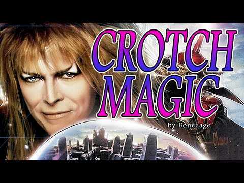 Crotch Magic - Tribute to David Bowie's bulge in Labyrinth Mp3