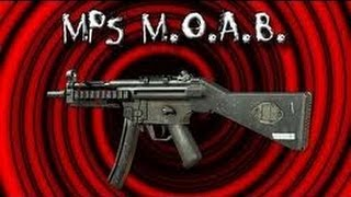 MW3 MP5 MOAB Flawless Gameplay
