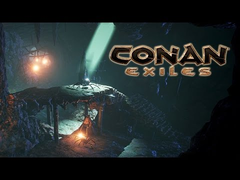Conan Exiles Stream #5: World and Lore