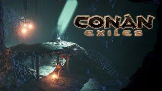 Conan Exiles Stream #5: World and Lore