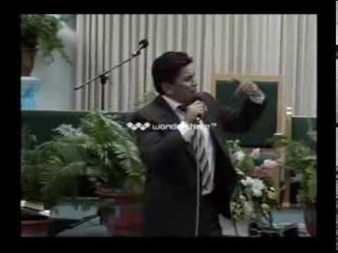 Prueba con Jesús, cuando te sientas enfermo, Pr. Juan Bosco Vanega