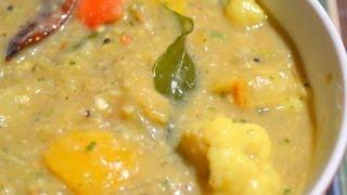 Vegetable Saagu - Mixed Vegetable Curry