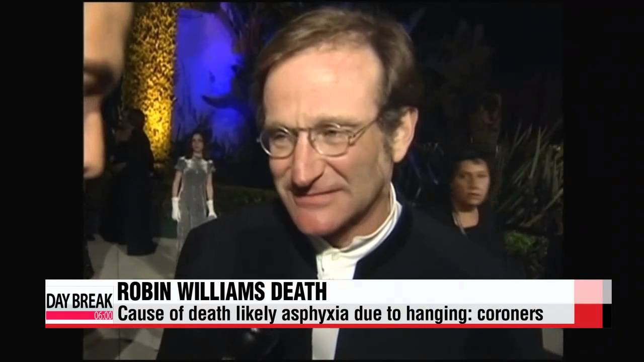 Robin Williams. The cause of death of the famous actor 79