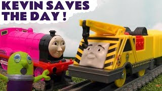 Thomas and Friends Digs and Discoveries Kevin Rescue with Funlings in this Full Episode English TT4U