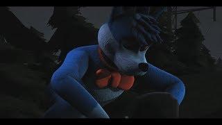 [SFM OC] Don't walk in Forest at Night