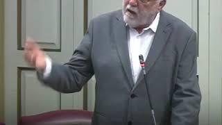 Manolo Marrero sobre la gestión de la inmigración por parte del Gobierno regional