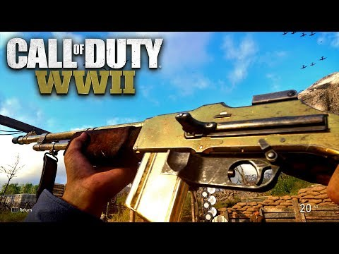 ROAD TO CHROME (GOLD BAR) - Call of Duty: WW2 Multiplayer Gameplay PS4 PRO
