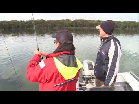 Bream fishing ST GEORGES BASIN