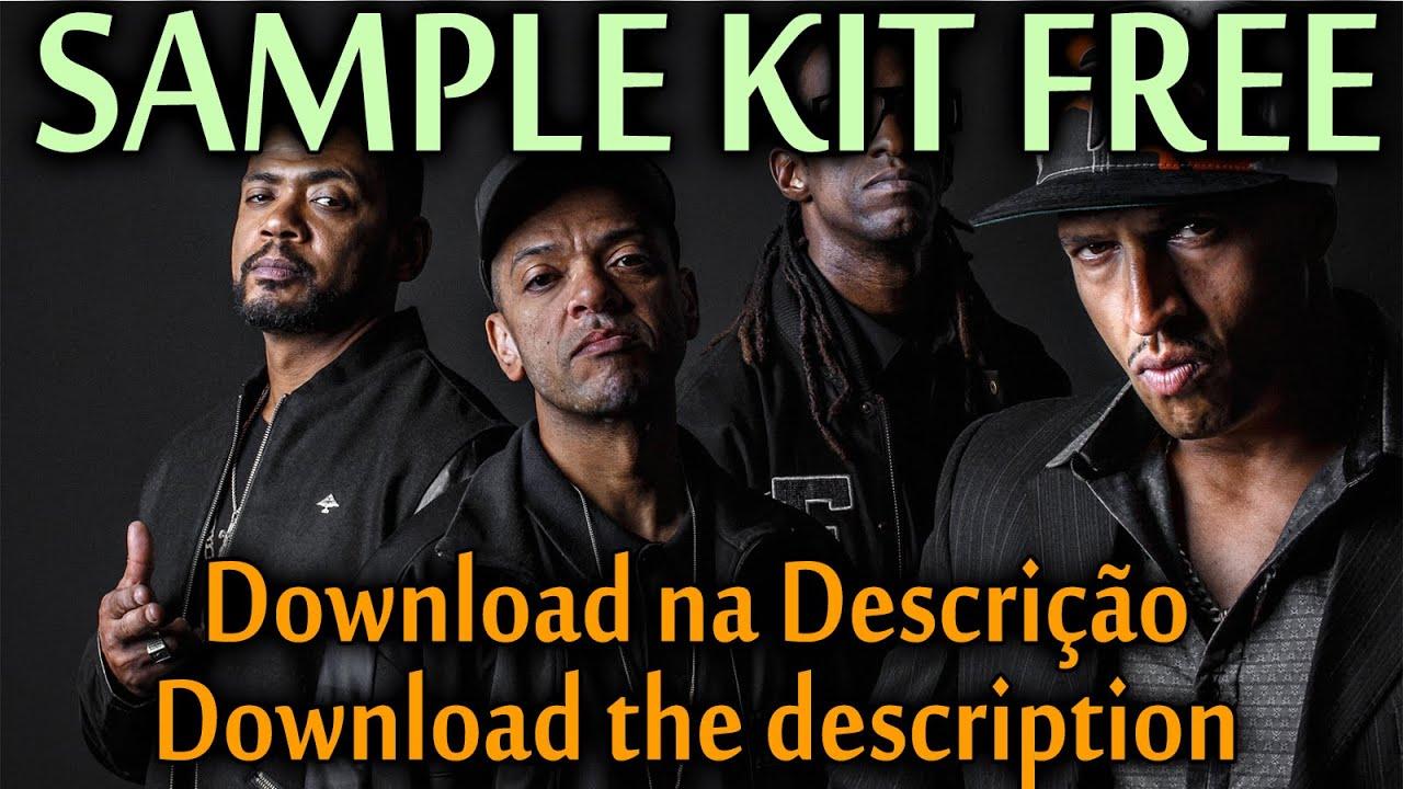 Sample Kit Free 13 Racionais Mc S Youtube