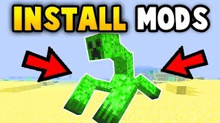 Video MINECRAFT : How To Get MODS (Ps3/Xbox360/PE/Win10/PS4/XboxOne/WiiU/Switch) download MP3, 3GP, MP4, WEBM, AVI, FLV Juli 2018