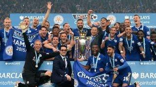 《Leicester City - 柒菇碌叔叔》( 原曲:幸福之歌 - Supper Moment )