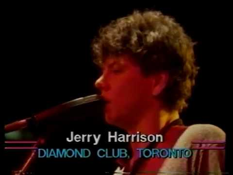 Talking Heads Naked - Jerry Harrison Interview plus Live video