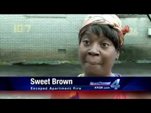 Autotune Sweet Brown No time for bronchitis Music video