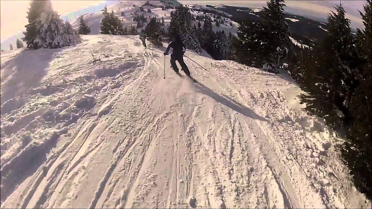 Session Ski à Lelex