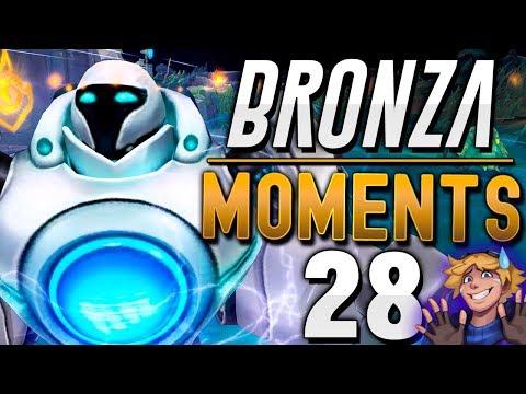 SEMANA ÉPICA   Bronza Moments (Semana 28) - League of Legends