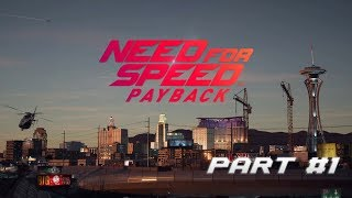 Ignition (NFS Payback Gameplay Part #1)