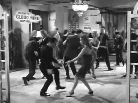 77 Sunset Strip  Twisting at the Cloud Nine Dance Hall 1962