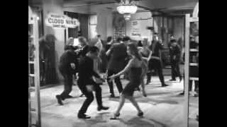 vuclip 77 Sunset Strip - Twisting at the Cloud Nine Dance Hall (1962)