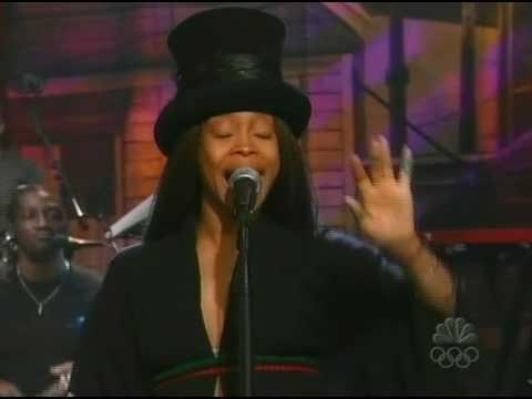 Erykah Badu - Back In The Day (Puff) live