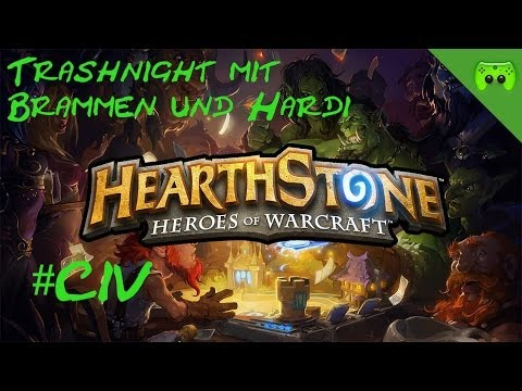 HEARTHSTONE # 104 - Trashnight - Let's Play Hearthstone | HD