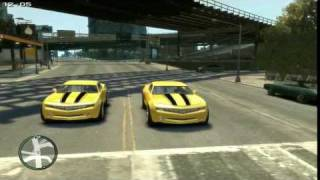 GTA 4 Car Mode   Chevrolet Camaro Bumblebee by Yurka007 mpeg4 aac