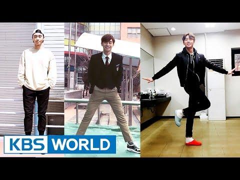 Entertainment Weekly | 연예가중계 - Park Seojun, Lee Junhyeok, Clon [ENG/CHN/2017.07.03]