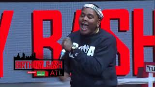 Kevin Gates Performs at Hot 107.9 Birthday Bash in Atlanta