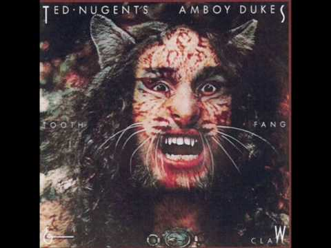 Ted Nugent and the Amboy Dukes - Living in the Woods