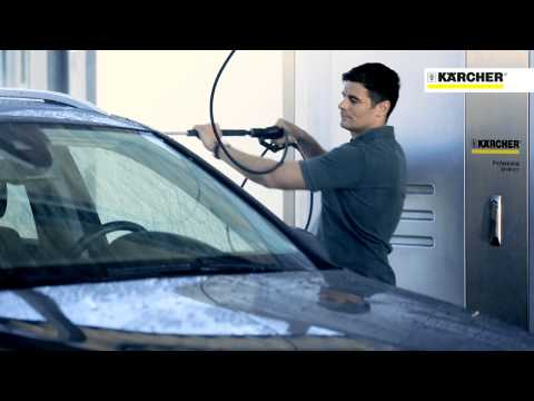 Kärcher Vehicle Cleaning Systems - SB MB 5/10, SB Line (Car Wash)