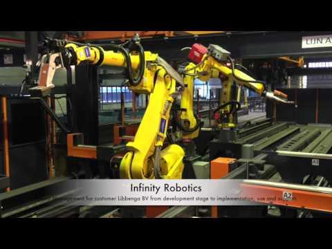 Infinity Robotics Project - BeamMaster