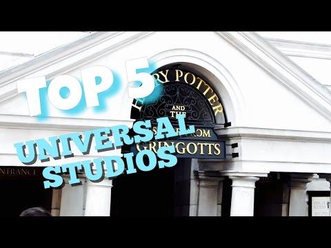 Top 5 atrações Universal Studios  #72