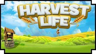 Harvest Life - (Farming Sim / Adventuring Game)
