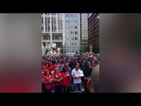 Can the Tax Protest: Stop the Cook County Beverage Tax - Chicago, Illinois