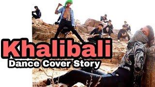 Khalibali Dance Cover Story | Padmavat | Ranbir Singh | Remo Dev Dance Choreography | Dance Story