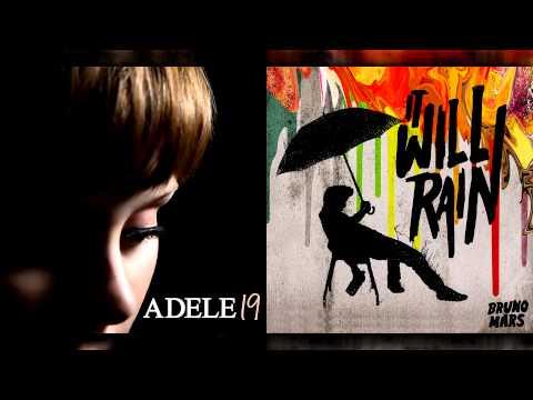 Adele Vs. Bruno Mars - Chasing Pavements (Mashup)