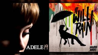 Adele Vs. Bruno Mars - Chasing Pavements (Mashup)
