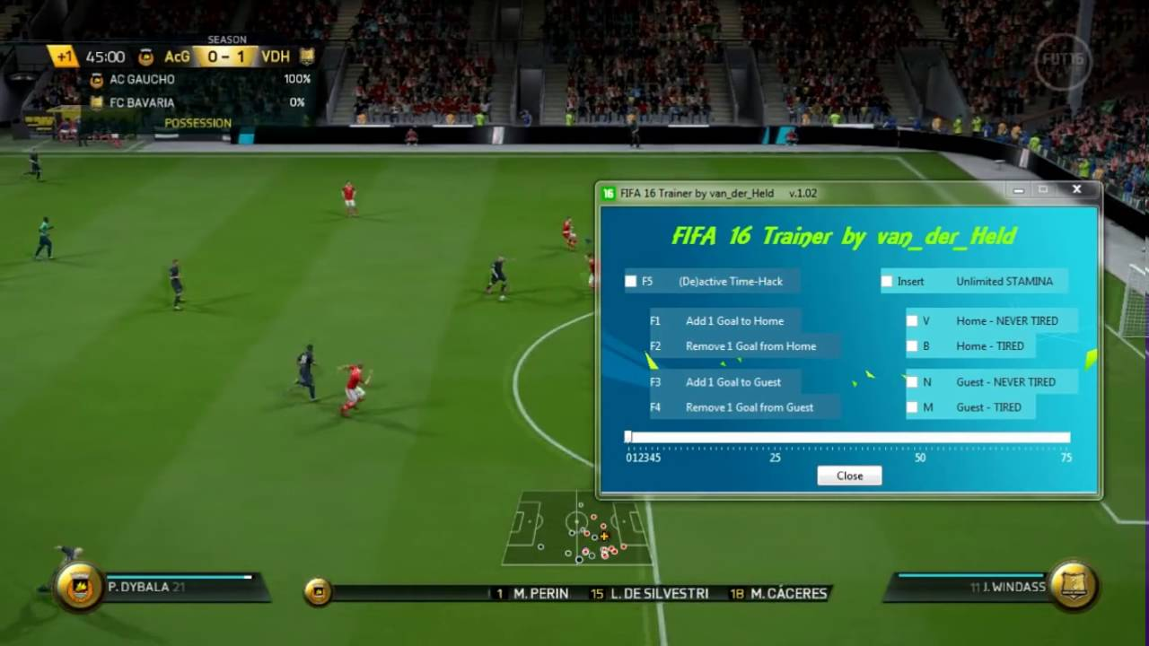 Fifa 19 Ultimate Team Pc Trainer Hack 2018
