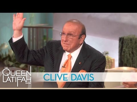 Julianne Hough and Clive Davis! | The Queen Latifah Show
