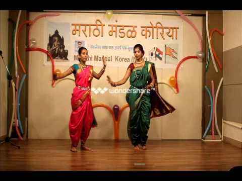Mathurechya bajari Dance by Smita Sabale and Jyoti Alagi