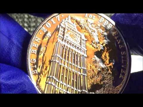 2017 1oz Silver Big Ben Royal Mint Quality issues