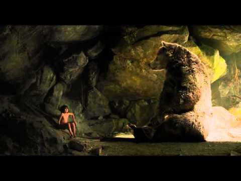 The Jungle Book - Clip Baloo (engl.)