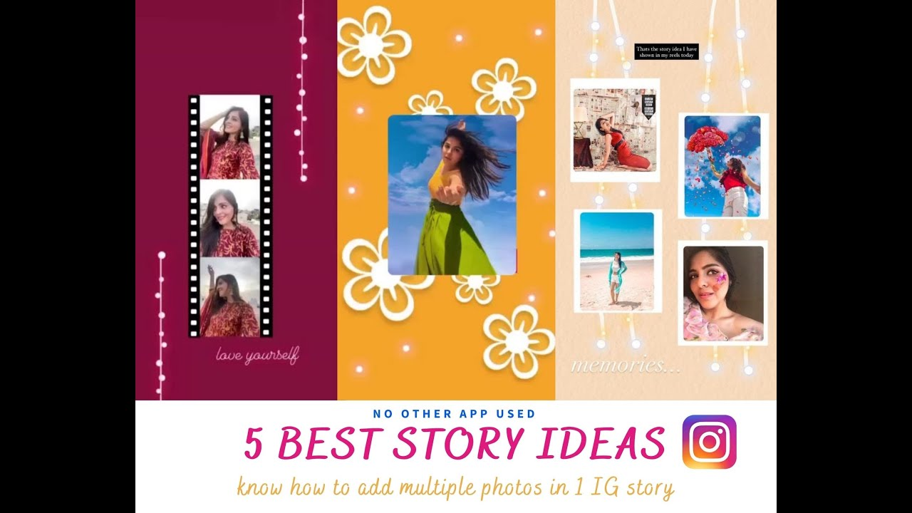 20 Creative Instagram Story Ideas   using the IG app only   Add ...