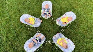 Recovering From a Quintuplet Pregnancy