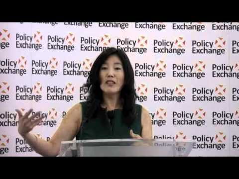 A discussion with StudentsFirst founder Michelle Rhee   26.06.2012
