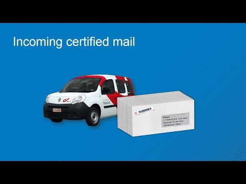 CaptureBites™ Incoming Certified Mail Handling & Tracking