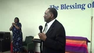 "My Uncle ""Pastor John Jones"" United Baptist Church - Kannapolis, NC 02/27/11"