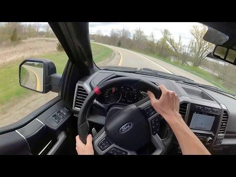 2017 Ford F-150 Raptor - POV First Impressions (Binaural Audio)